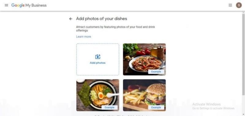menu y fotos imprescindible para cualquier servicio 2